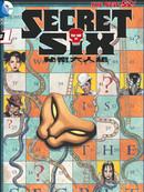 新52秘密六人组漫画