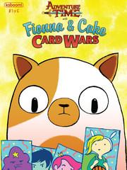 菲欧娜和寇可的探险时光:卡牌战争